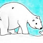 Felix der Eisbär