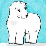 Koko eine Eisbärdame